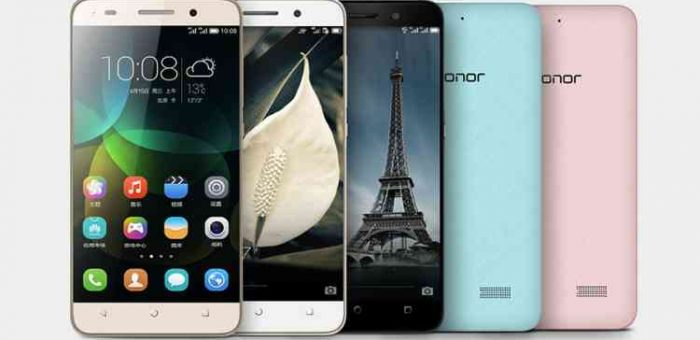 Honor 4C CHM-U01 اندروید 5.1