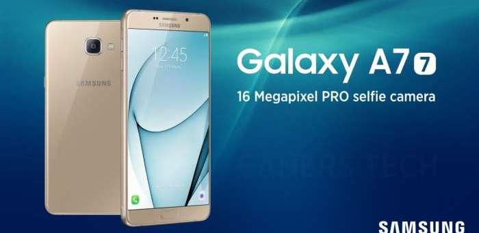 Galaxy A7 2017 A720F
