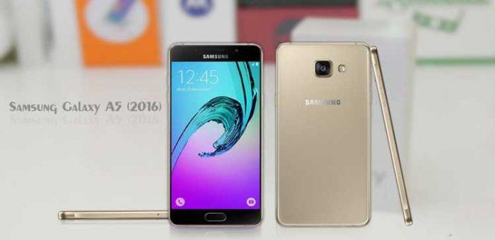 Galaxy A5 (2016) SM-A510M