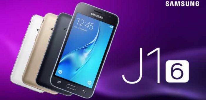 Galaxy J1 2016 SM-J120F