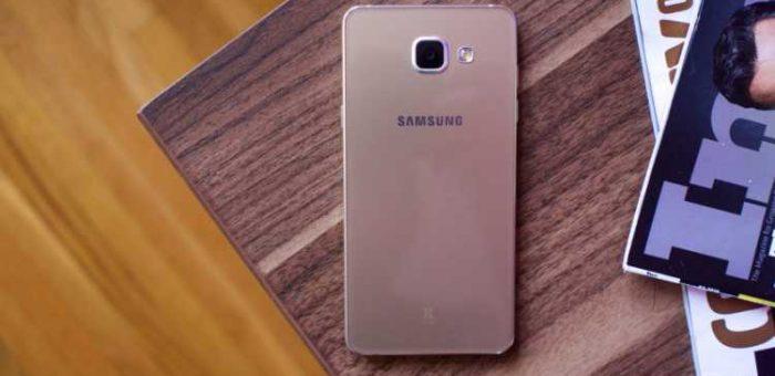 Galaxy A5 (2016) SM-A510Y