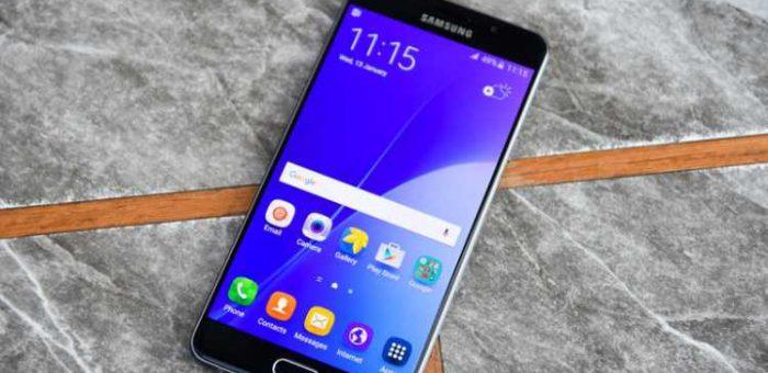 Galaxy A7 (2016) SM-A710M
